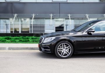 Mercedes S-classlong
