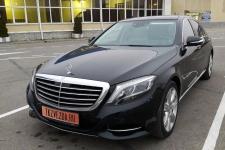Mercedes S-450 Long