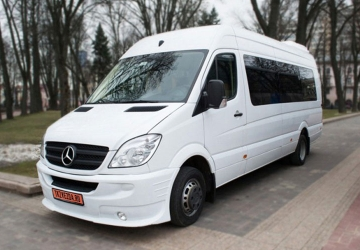 Mercedes Sprinter Бизнес (Белый)