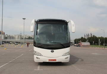 Yutong 6129 (Белый)