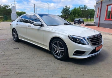 Mercedes S-class Премиум