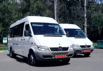 Mercedes Sprinter (Белый)